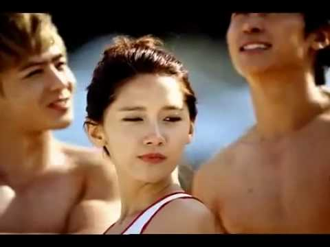 [Full MV] 2PM & SNSD - Caribbean Bay CABI Song