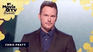 Chris Pratt is Our Generation Award Recipient | 2018 MTV Movie & TV Awards