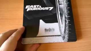 Nonton Unboxing - Fast & Furious 7 - Édition SteelBook Film Subtitle Indonesia Streaming Movie Download