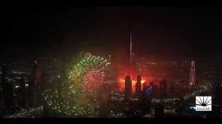 Downtown Dubai 2015 NYE - Short Highlight Video