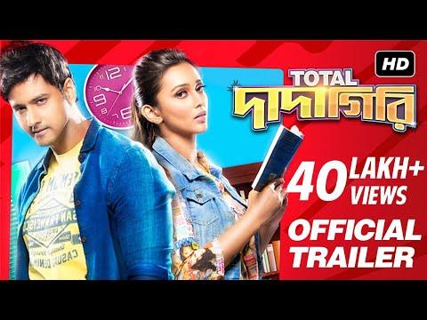 Download Total Dadagiri | টোটাল দাদাগিরি | Official Trailer | Yash | Mimi | Pathikrit | Jeet Gannguli | SVF HD Mp4 3GP Video and MP3