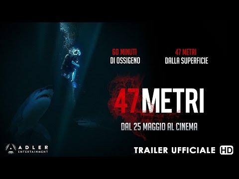Preview Trailer 47 Metri, trailer ufficiale italiano