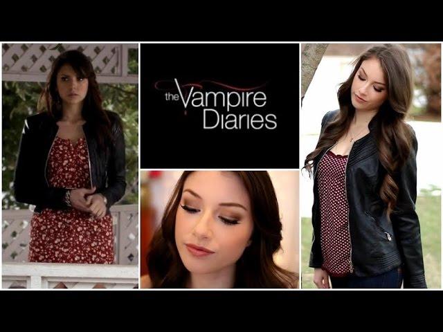 Elena Vampire Diaries Makeup