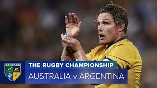 Australia v Argentina Rd.4 2018 Rugby Championship video highlights | Rugby Championship Video Highl