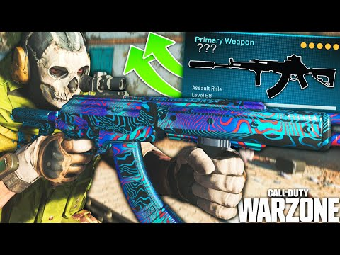 Call Of Duty WARZONE: The NEW BEST ASSAULT RIFLE For SEASON 6! (WARZONE Best Loadout)