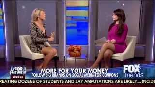 Kimberly Guilfoyle Fox & Friends 11-10-14