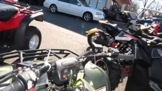 10. 2012 Honda Recon  Used Atvs - Hot Springs,Arkansas - 2014-07-15