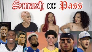 Video SMASH OR PASS: Athlete Edition🏆 MP3, 3GP, MP4, WEBM, AVI, FLV September 2018
