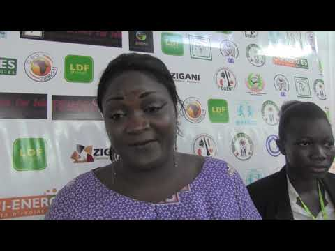 COTE D'IVOIRE: ONG NID D'ESPOIR avec Les reines de l'alphabétisation 1
