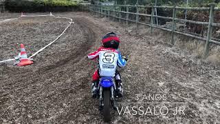 10. Vassalo Jr  3 Anos Yamaha Pw 50