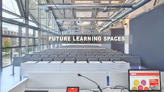 Future Learning Spaces, today!          watch the video