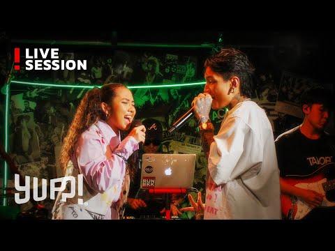 LIVE SESSION : แฟนใหม่หน้าคุ้น - MAIYARAP ft. MILLI @BLACK CABIN | YUPP!