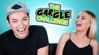 The Gargle Challenge w/ MANNYMUA! | Lauren Curtis by Lauren Curtis