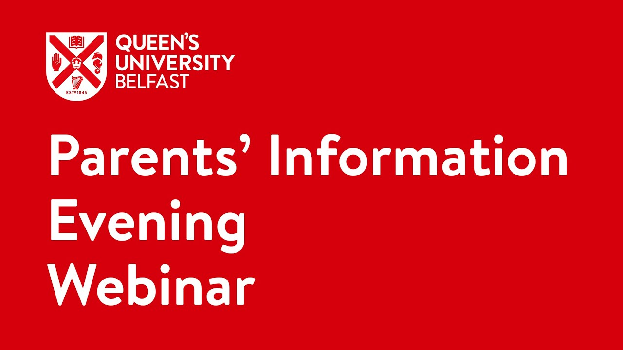 Video Thumbnail: Parents information evening: Keeping you informed