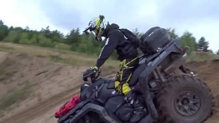 3. Can-Am Outlander XT-P 1000R riding movie #2
