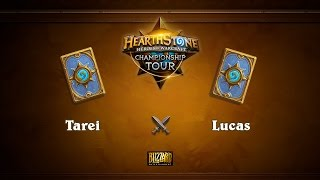 Tarei vs Lucas, game 1
