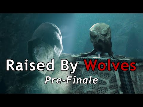 Raised By Wolves: Episode 8 & 9 (MASSIVE THEORY VIDEO)