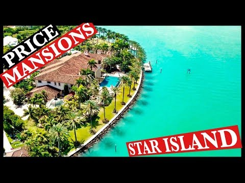 Video 7 to 100 Millions $ Mansions in Star Island Miami Beach. Drone download in MP3, 3GP, MP4, WEBM, AVI, FLV January 2017