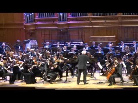 П  И  Чайковский Симфония  6 Патетическая  Дирижер  Валерий Полянский