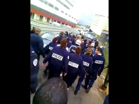Tensions au centre hospitalier d'Orléans après la mort d'un député congolais (MàJ Vidéo)