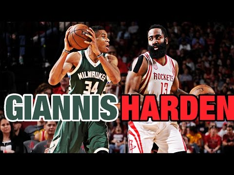 Harden Out Duels Giannis in Houston | 01.18.17