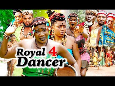 THE ROYAL DANCER 4 by MERCY JOHNSON, REGINA DANIELS AND STEPHEN ODIMGBE - NIGERIAN 2021 LATEST MOVIE