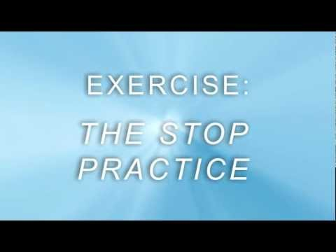 The STOP Practice (Stop, Take a breath, Observe, Proceed)