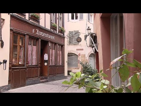 To…εστιατόριο του Χέλμουτ Κολ στο Στρασβούργο