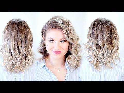 Short hair styles - How To Style Hair 3 Ways Using Flat Iron  Milabu