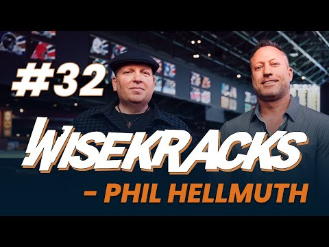 "Wise Kracks #32 How Phil Hellmuth Became the ""Poker Brat"" 