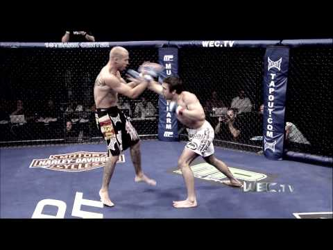 WEC 51 Jose Aldo vs Manny Gamburyan Fight Highlights