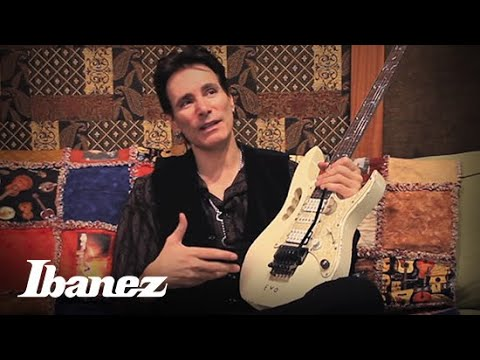 ibanez - Ibanez celebrates 25 years of Steve Vai's signature model JEM with the limited edition JEM-EVO.