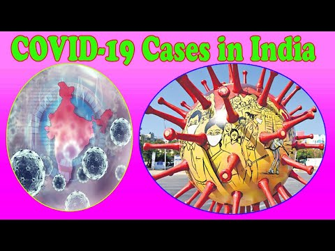 Corona-19 Cases Increasing in India,Vizagvision....