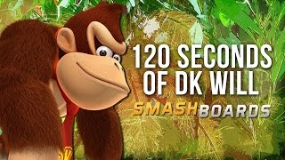 Player Spotlight – 120 Seconds of DKwill
