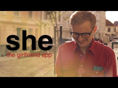 She: The Girlfriend App – WIN SAMSUNG GALAXY S5