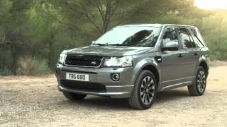 Freelander 2: A Striking New Look