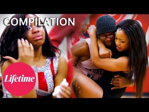 Bring It!: BIGGEST INJURIES (Flashback Compilation) | Lifetime