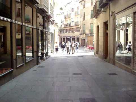 Un día en Segovia