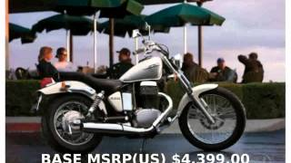 6. 2007 Suzuki Boulevard S40 Features & Walkaround