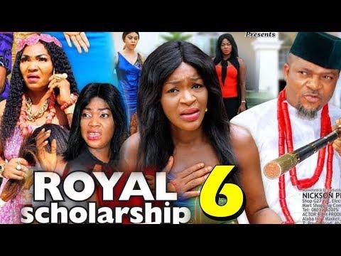 ROYAL SCHOLARSHIP SEASON 6 - Chacha Eke 2019 Latest Nigerian Nigerian Nollywood Movie