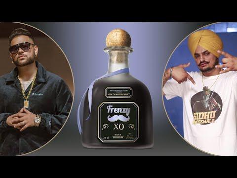 FRENZY XO (ft. Karan Aujla, Sidhu Moosewala & more)     DJ FRENZY     Latest Punjabi Song Mix 2020