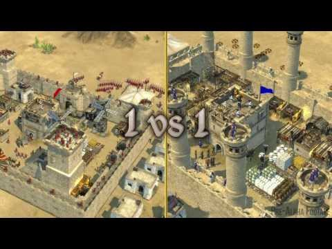 how to play stronghold crusader multiplayer lan windows 7