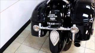 6. 2007 Yamaha Road Star Midnight Silverado