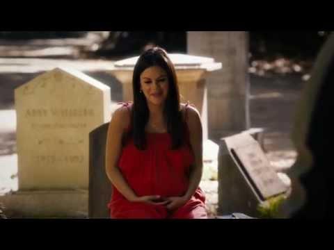 Zoe Wade scenes 4x10 part 6/10 Zoe visits Harleys grave (HD) - Hart of Dixie Season 4