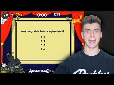 Worlds Easyest Game Answers