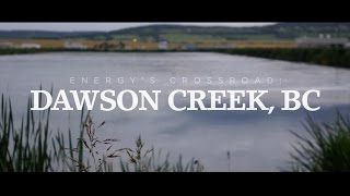 Dawson Creek (BC) Canada  City new picture : Energy's Crossroad: Dawson Creek, BC