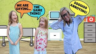 Video Toy Doctor Mixes Up Her Silly Medicine MP3, 3GP, MP4, WEBM, AVI, FLV Desember 2018
