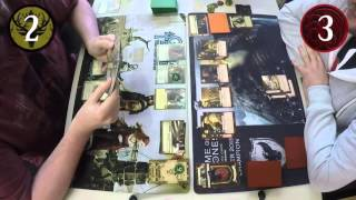 Guardians of Tyr Presents: Game of Thrones, Store Championship Semi Final Hosted at Wargamers Workshop Richard Walker V...