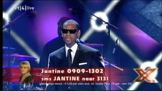 R  Kelly   When a woman loves Live @ X Factor in The Netherlands]   YouTube