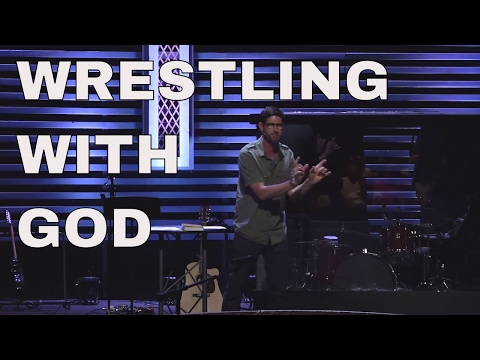"""Jacob - Wrestling With God"" - Genesis 32:22-32"
